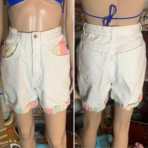 1990s vintage RIO high waisted shorts